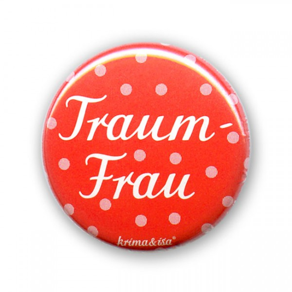 Button Traumfrau