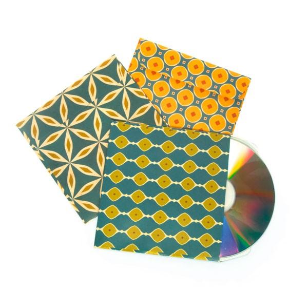 CD Hüllen Alma
