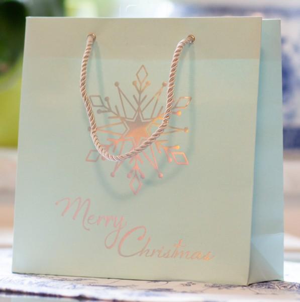 Geschenktasche Merry Christmas