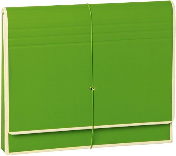Fächermappe Lime