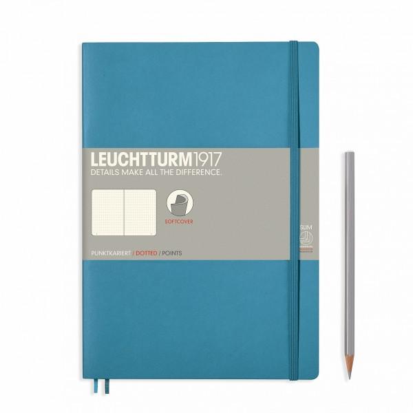 Notizbuch Composition B5 Nordic Blue