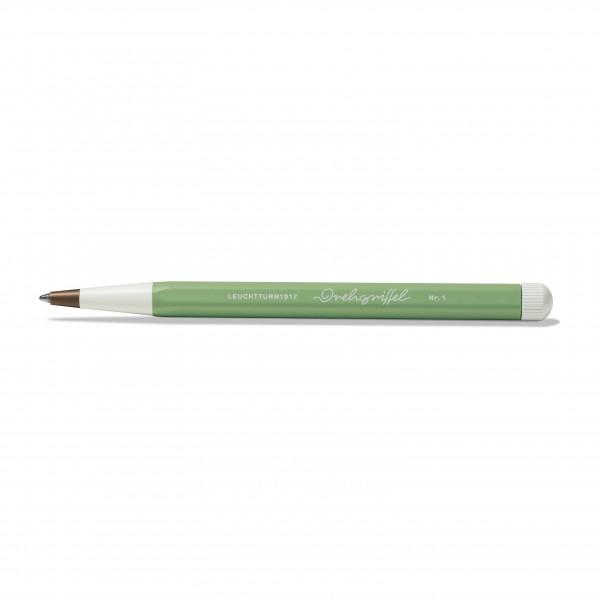 Drehgriffel Kugelschreiber salbei