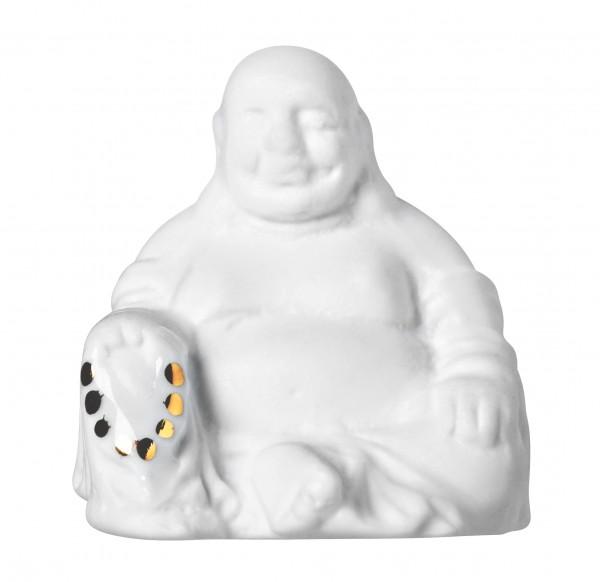 Glückskästchen Buddha