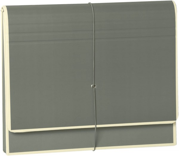 Fächermappe Grey