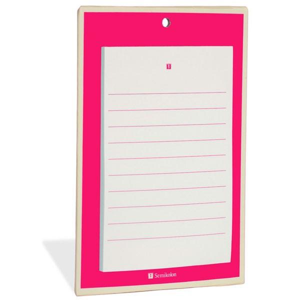 Notizblock pink (06)