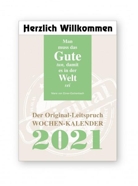 Original-Leitspruch-Wochen-Kalender 2021