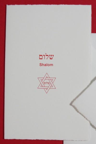 Karte SHALOM