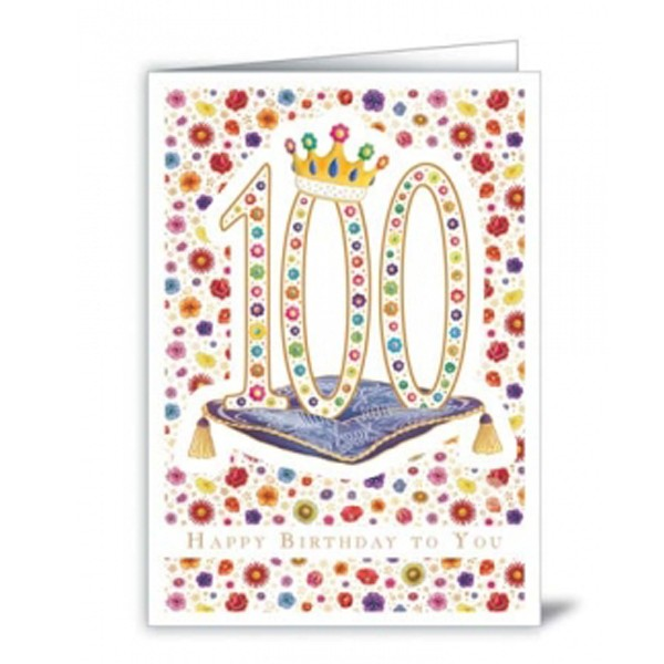 100 Happy Birthday to you