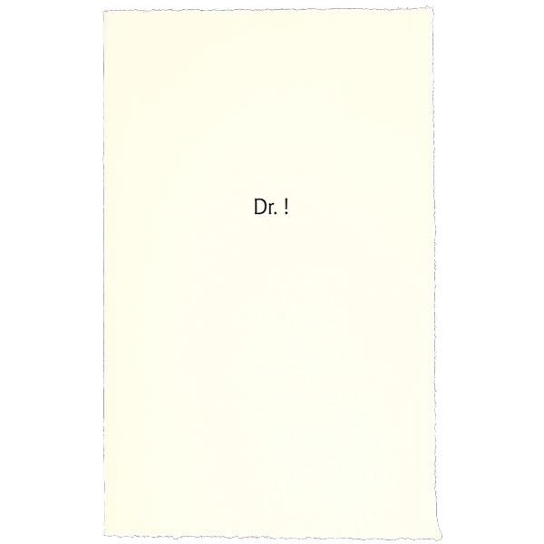 Karte DR.!