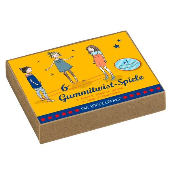 Gummitwist-Spiele