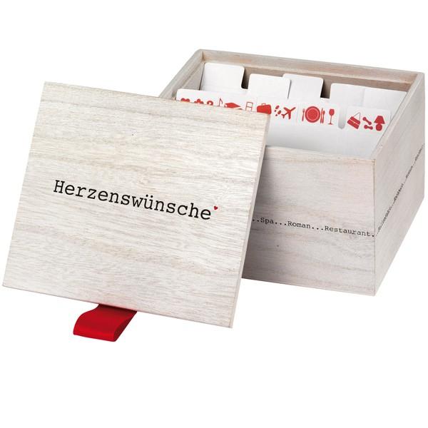 Wunschbox Herzenswünsche