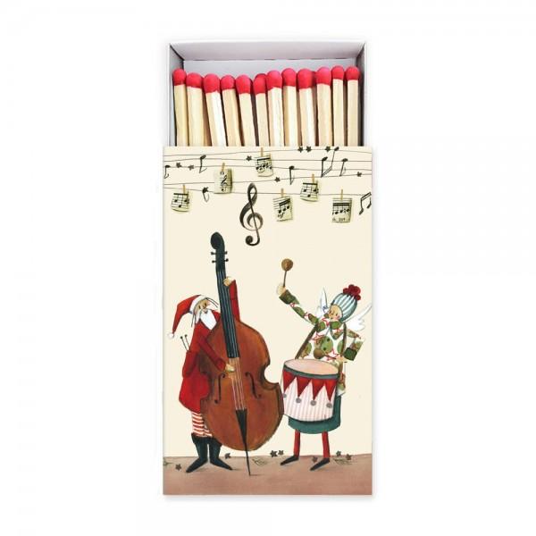 Streichhölzer Musikanten