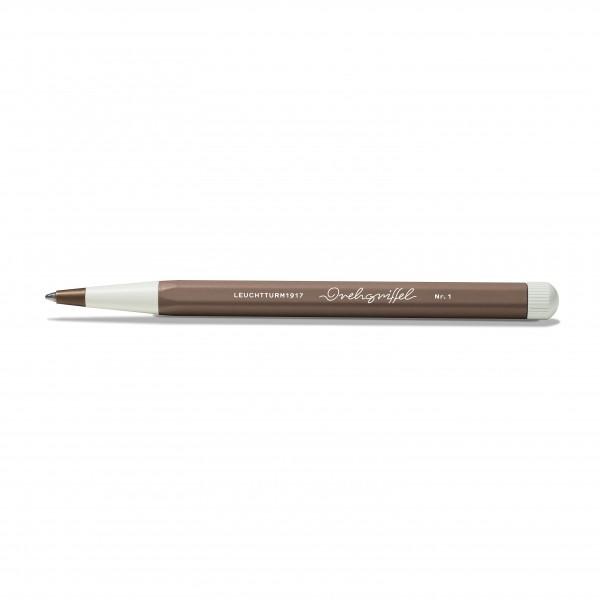 Drehgriffel Kugelschreiber warm earth