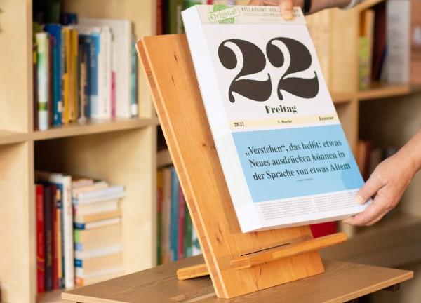 Kalender-Aufsteller (Holz)