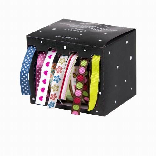 Geschenkbänder-Box