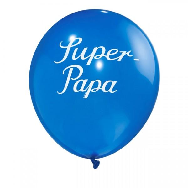 Luftballon Super Papa
