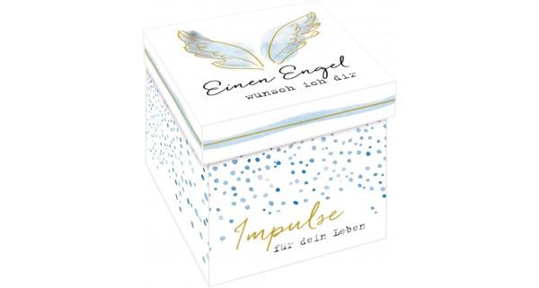 Sprüchebox Einen Engel wünsche ich Dir