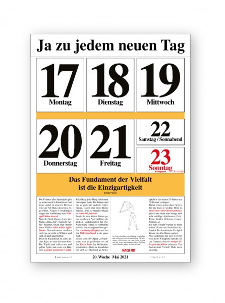 Original-Leitspruch-Gesund&Aktiv-Kalender 2021