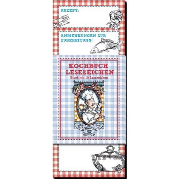 Kochbuch Lesezeichen