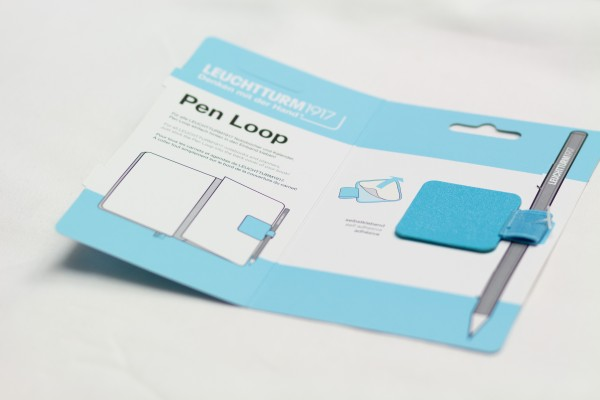 Pen Loop ice blau