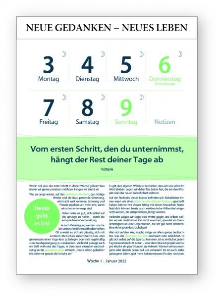 Original-Leitspruch-SCHRITT-für-SCHRITT-Kalender 2022