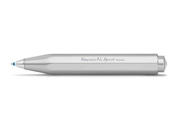 Kaweco AL SPORT Kugelschreiber Silberfarben
