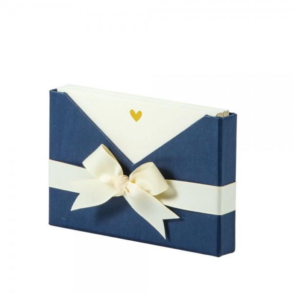 Kartenbox Herz