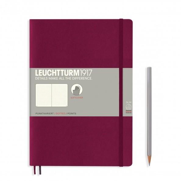 Notizbuch Composition B5 Port Red