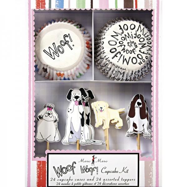 Cupcake Woof Woof
