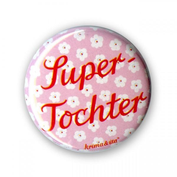 Button Super Tochter