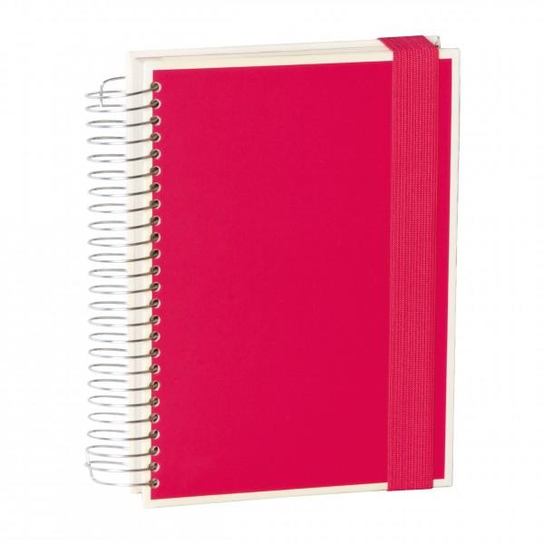 Notizbuch Mucho A5 pink