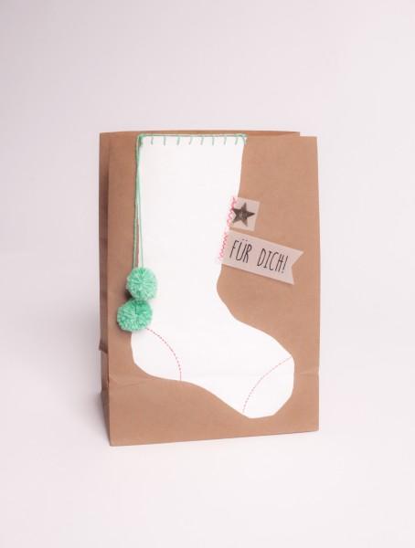 Winter Tüte Stiefel