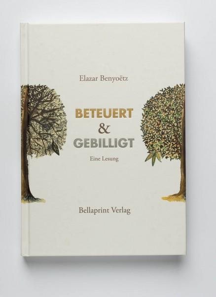 Bellaprint SpruchBuch weiß