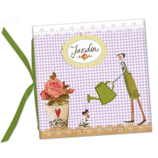 Geschenkbuch Jardin