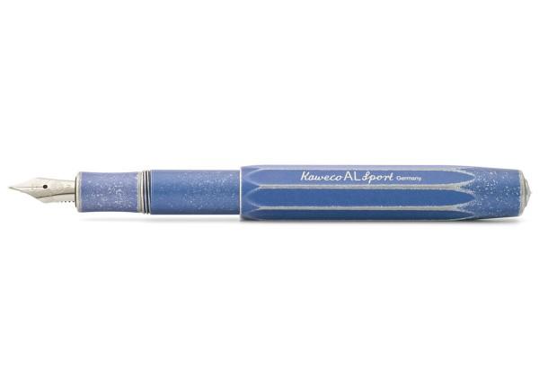 Kaweco AL SPORT Füllfeder Stonewashed blue