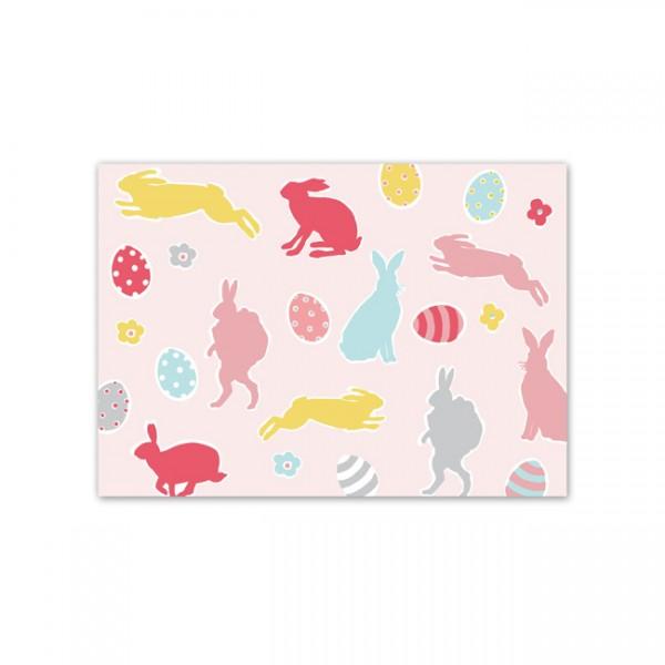 Postkarte Osterallerlei