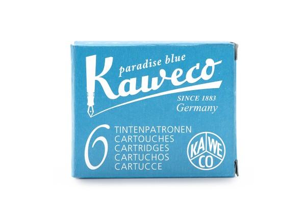 Kaweco Tintenpatronen paradise blue