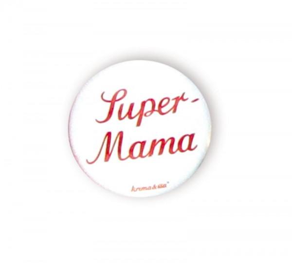 Button Super Mama