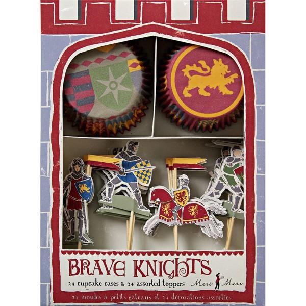 Cupcake Knights&Dragons