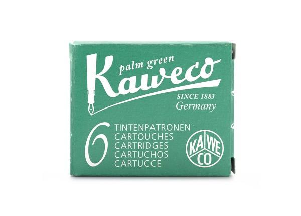 Kaweco Tintenpatronen palm green