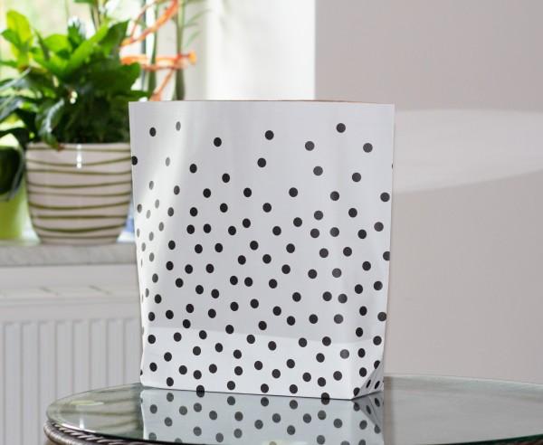 Papiertasche Dots
