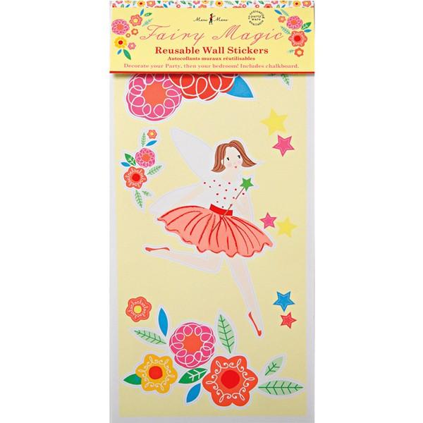 Fairy Magic Wall Stickers
