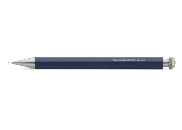 Kaweco Serie SPEZIAL Blue Edition Druckbleistift 0,5 mm L mit Radiergummi