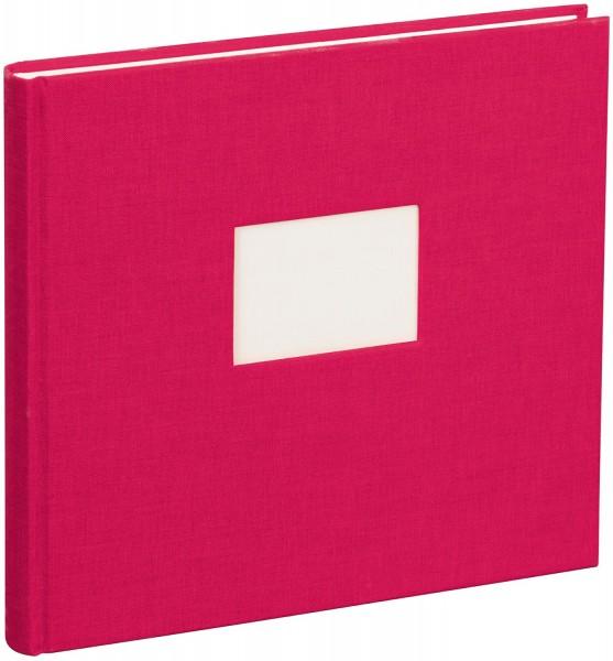 Gästebuch Pink