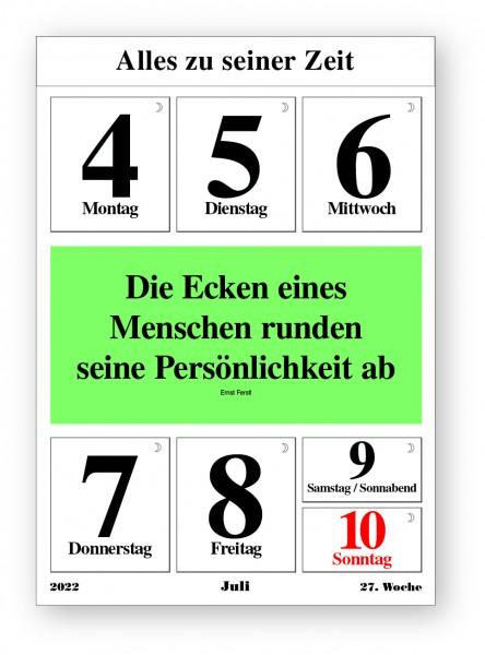 Original-Leitspruch-Wochen-Kalender 2022