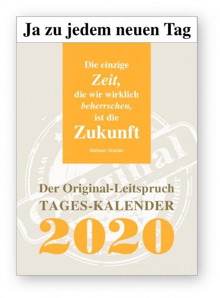 Original-Leitspruch-Tages-Kalender 2020