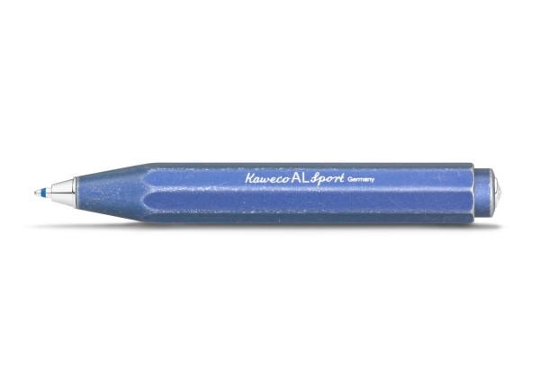 Kaweco AL SPORT Kugelschreiber Stonewashed blue