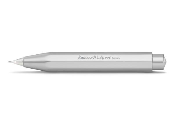 Kaweco AL SPORT Druckbleistift Silberfarben