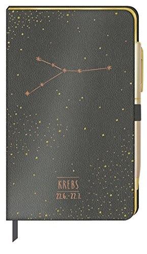 Notizbuch Sternzeichen