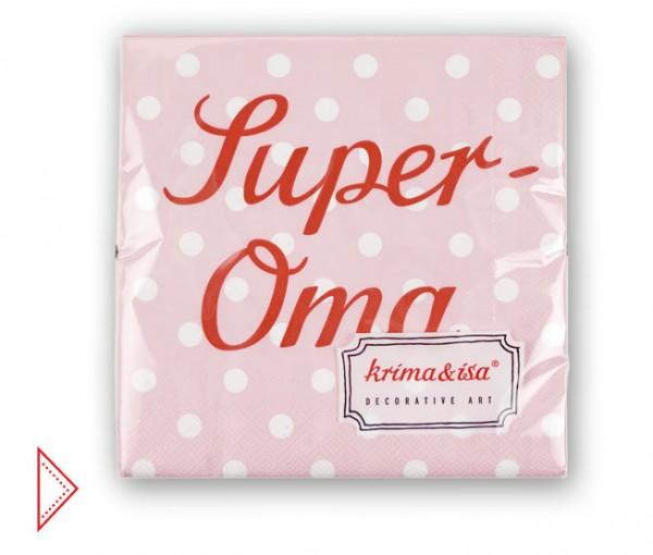 Serviette Super Oma